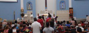 Missa de Ano Novo @ Paroquia Nossa Senhora de Loreto